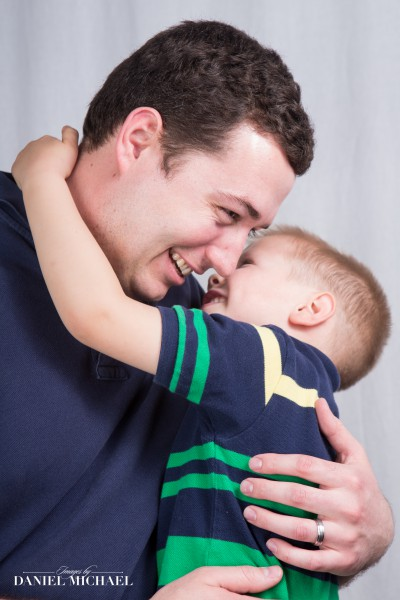 Dad and Son Photos, Family Portraits Cincinnati Ohio, Spring Photography