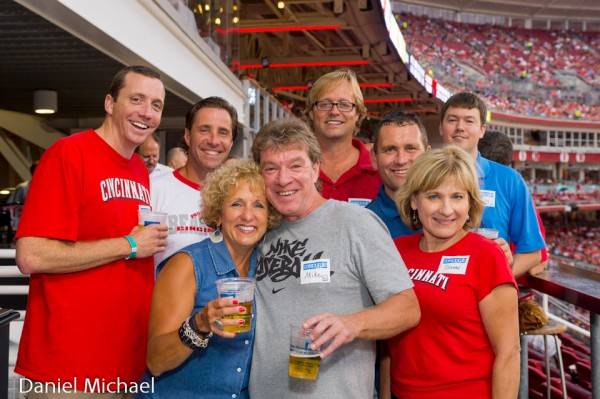 Great American Ballpark Photographers