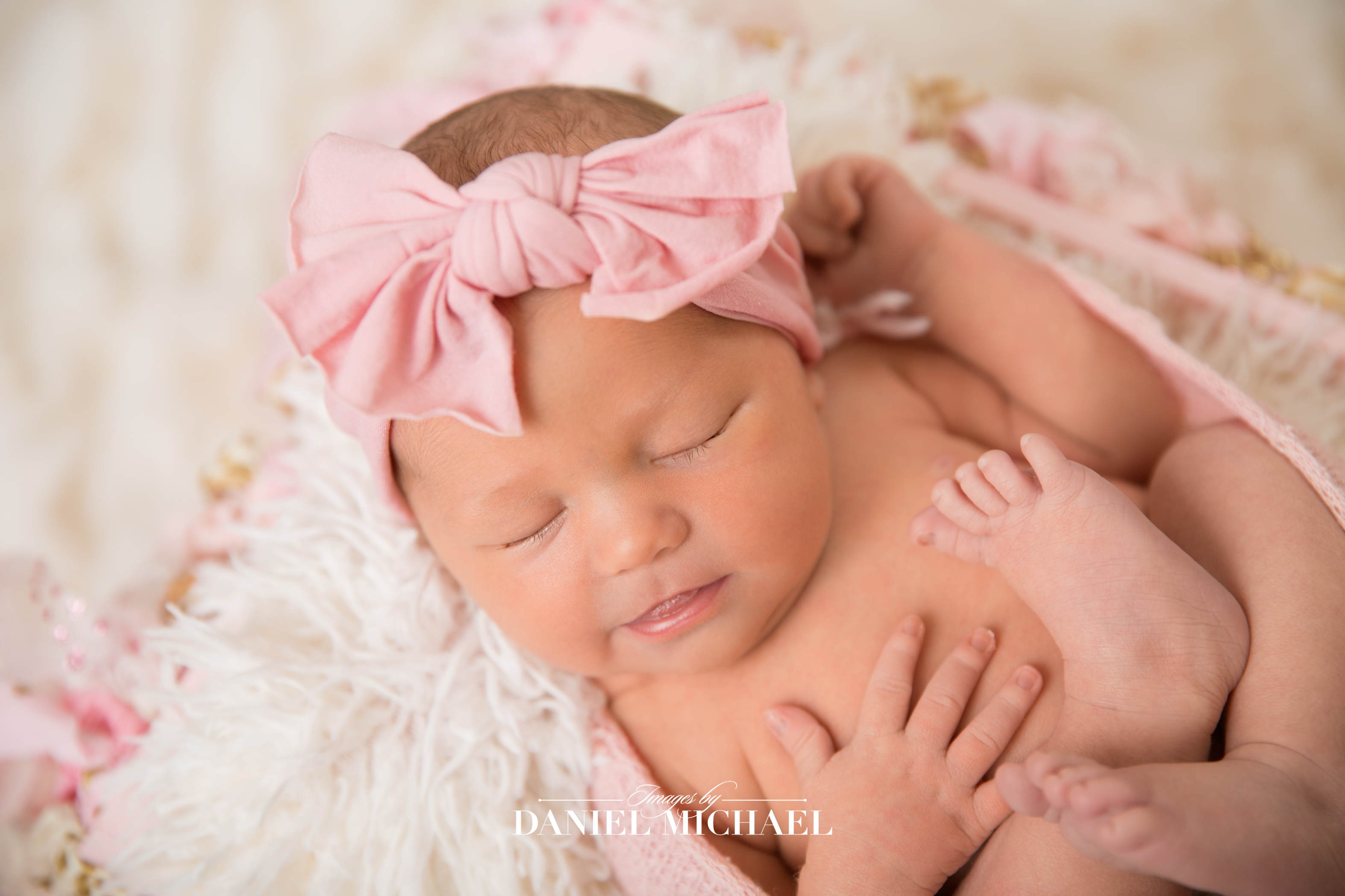 Cincinnati Newborn Photography, Newborn Girl, Studio Portraits, Jessica Rist