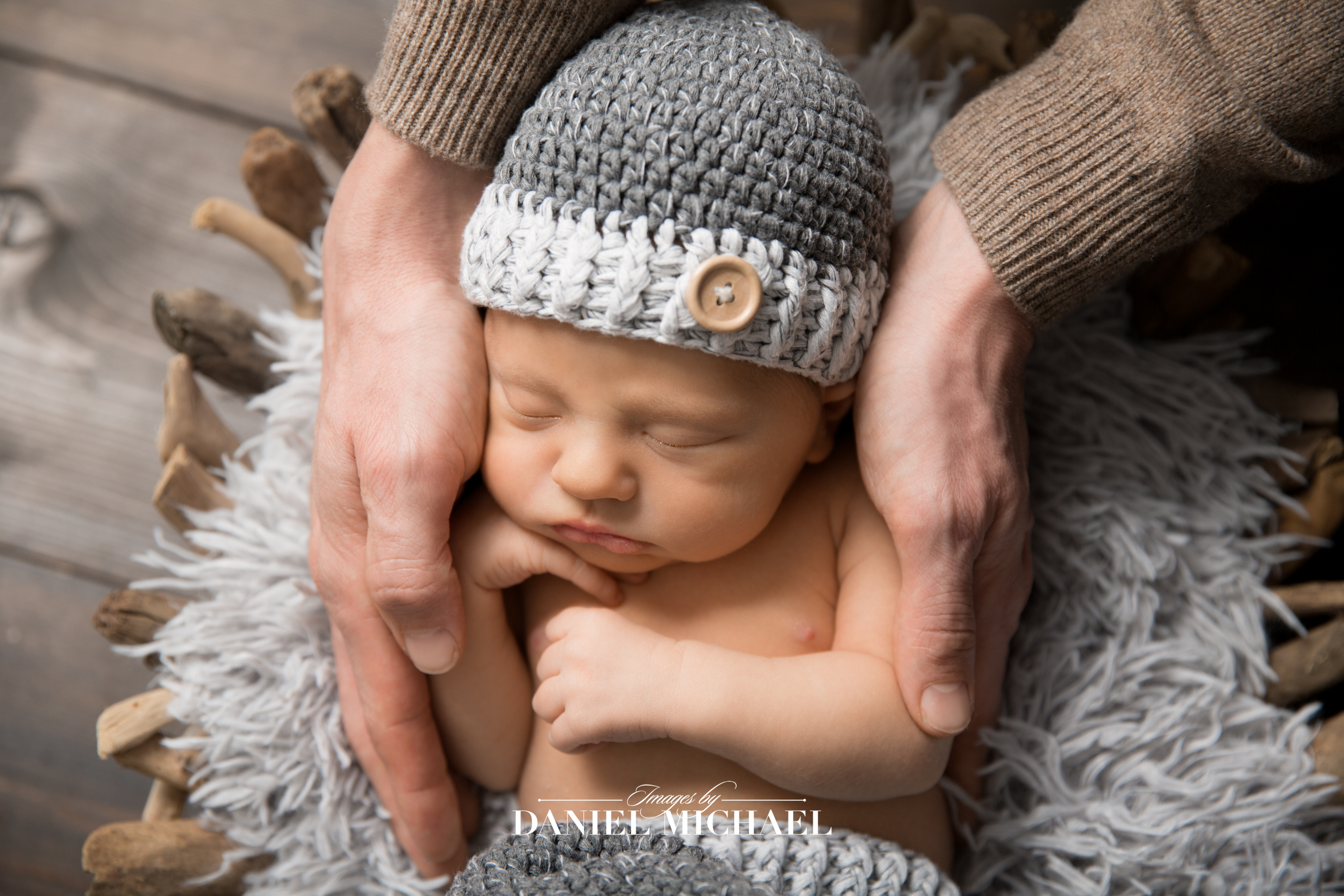 Newborn Studio Portraits, Cincinnati Family Photography, Newborn Photos, Jessica Rist