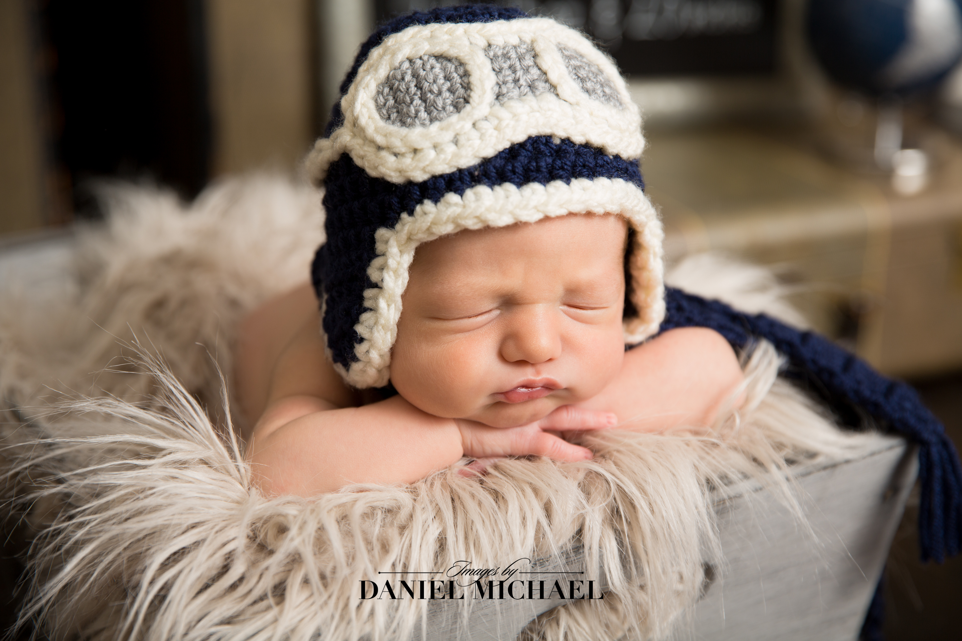 Aviator Newborn Photos, Aviator Newborn Theme, Cincinnati Aviator, Cincinnati Newborn Photography, Jessica Rist