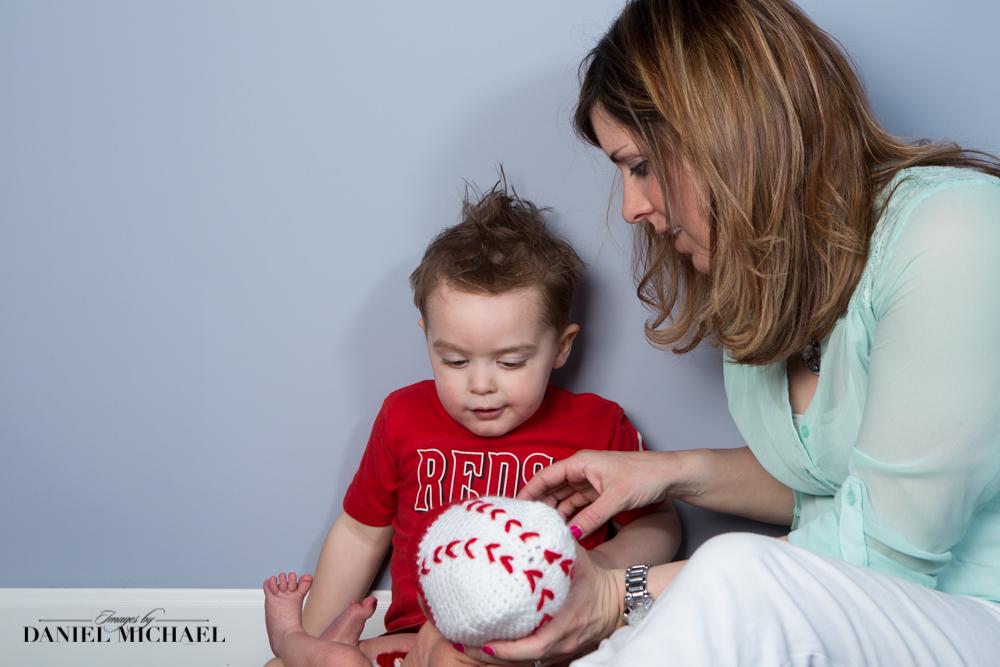 Family Photographers, Cincinnati Portraits, Newborn Photography