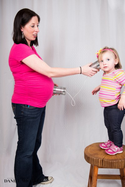 Maternity Photography in Cincinnati Ohio, Family Photography, Second Baby Portraits