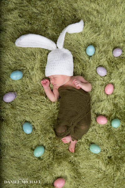 Easter Photographers, Newborn Photography in Cincinnati