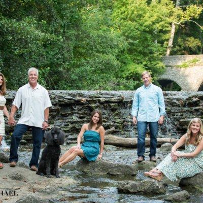 Family Photographers Sharon Woods