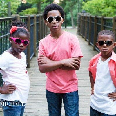 Children's Family Portraits Cincinnati