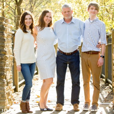 Outdoor Family Photography Cincinnati