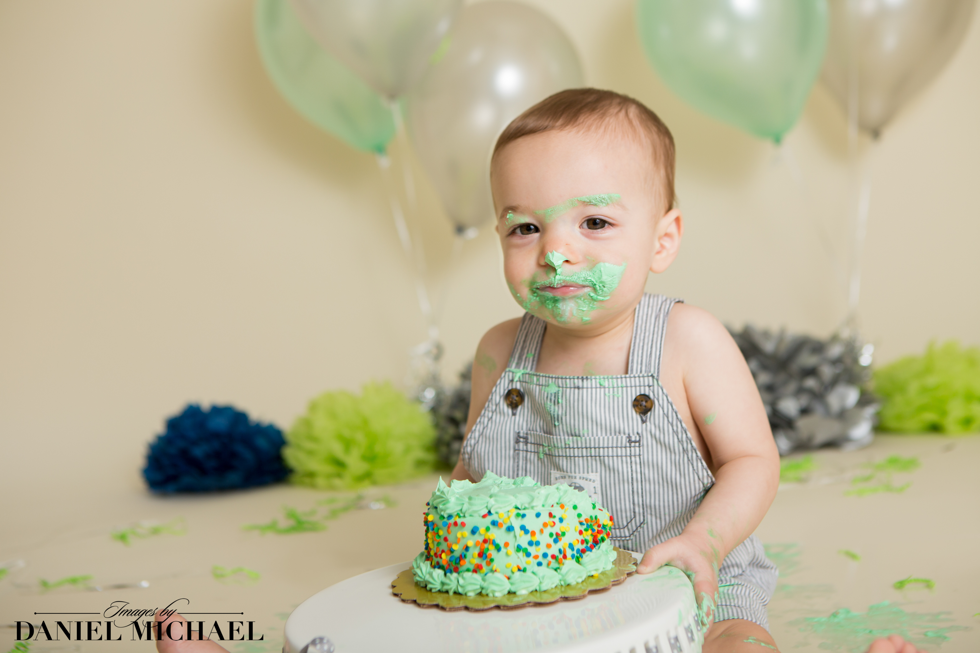 First Birthday Photography In Cincinnati Ohio