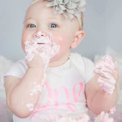 Cincinnati Cake Smash Photography