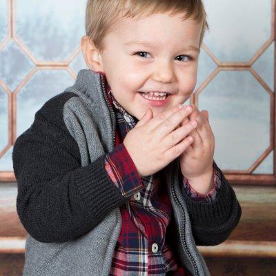 Christmas Portraits, Cincinnati Photographers, Children Photography