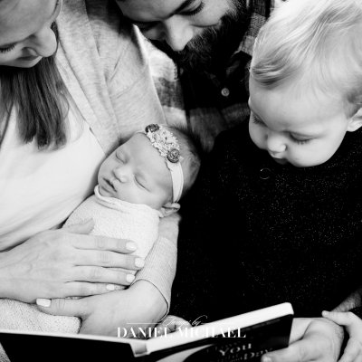 Cincinnati Lifestyle Photography, In Home Newborn Photographer, Newborn Photography, Jessica Rist