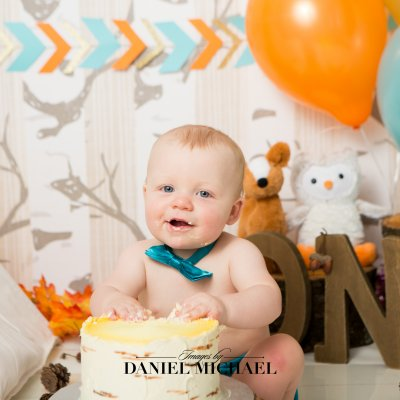 Studio Portraits, Cincinnati Cake Smash Photography, Cake Smash Photos, Jessica Rist