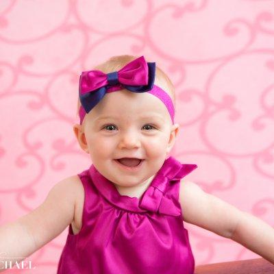 6 month Infant Photographs Cincinnati