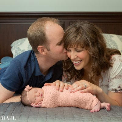 Lifestyle Newborn Photography Cincinnati
