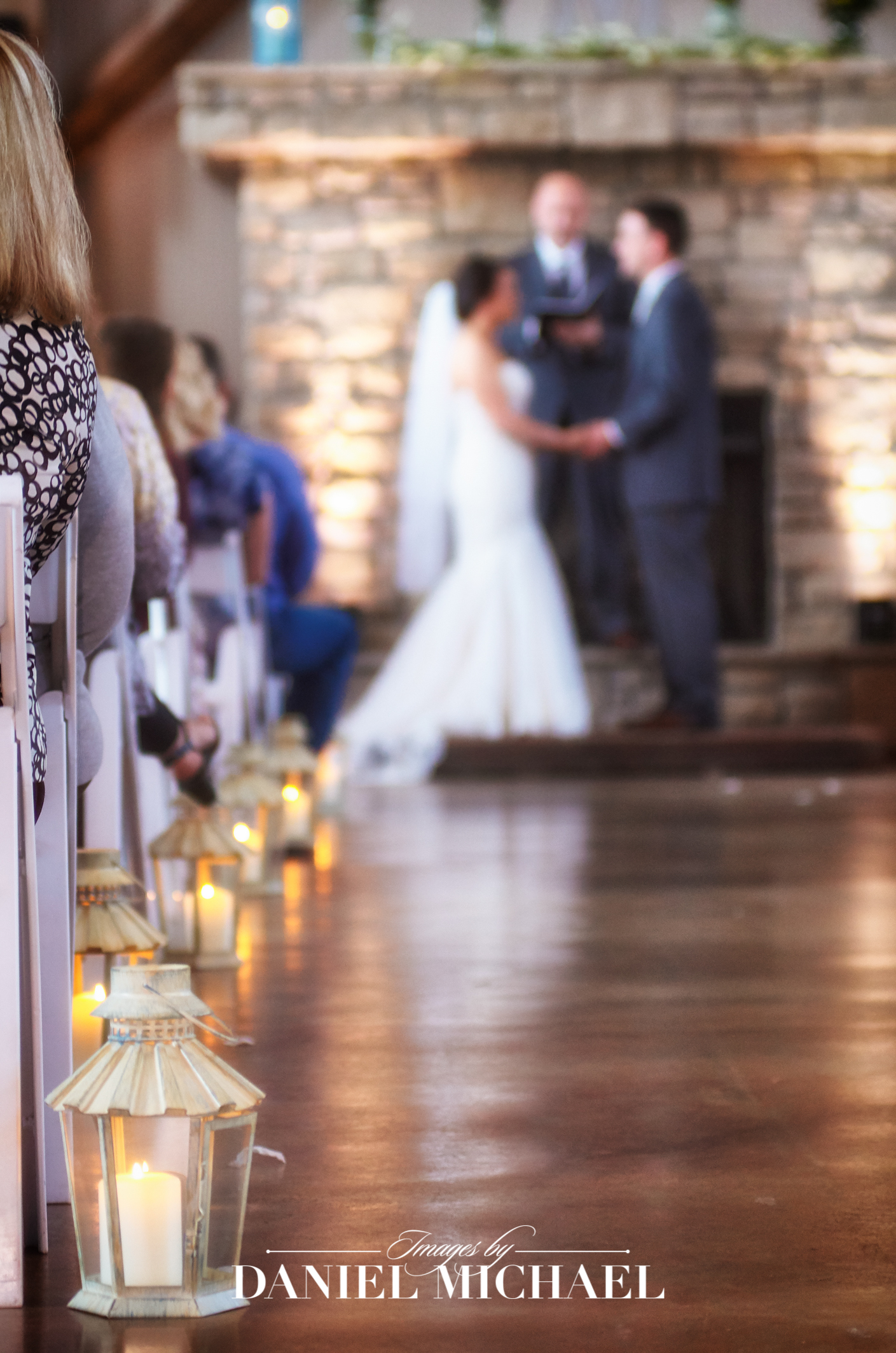 Muhlhauser Barn Venue Wedding Reception Photography