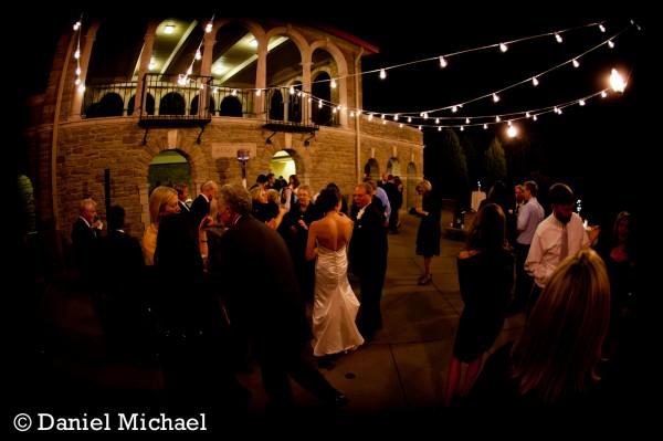 Alms Park Wedding Reception Photography