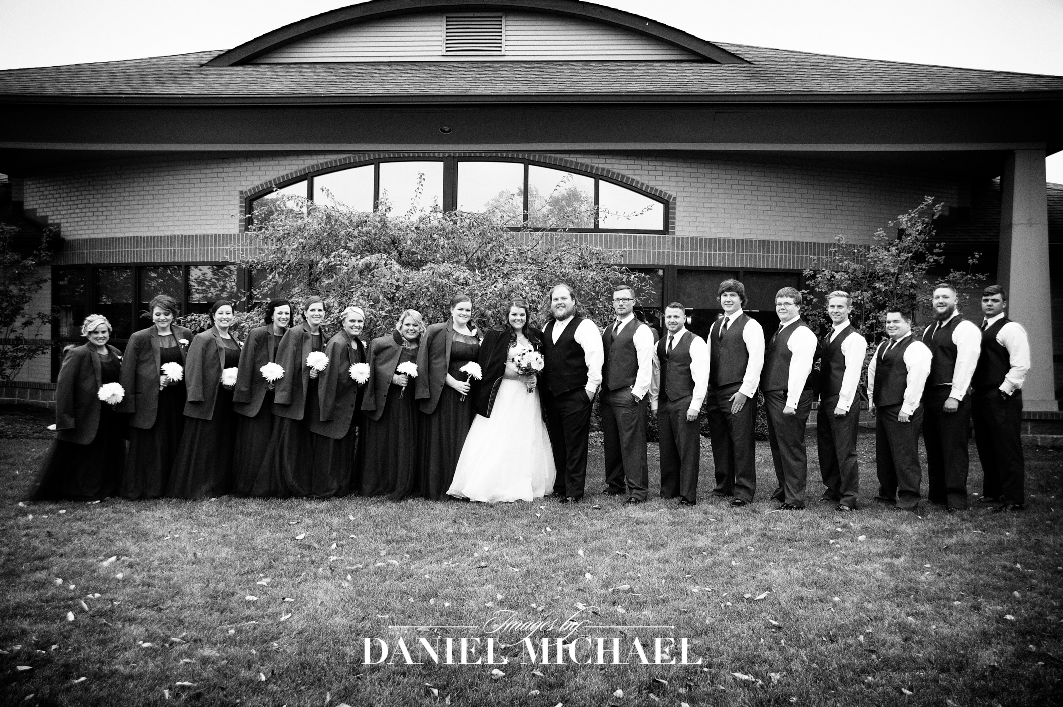 Beavercreek Golf Ceremony Wedding Photography Venue