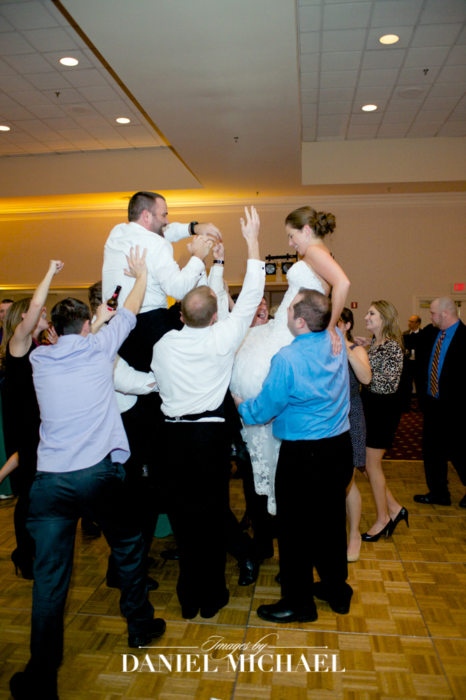 Millennium Hotel Venue Wedding Reception Fun Photographer