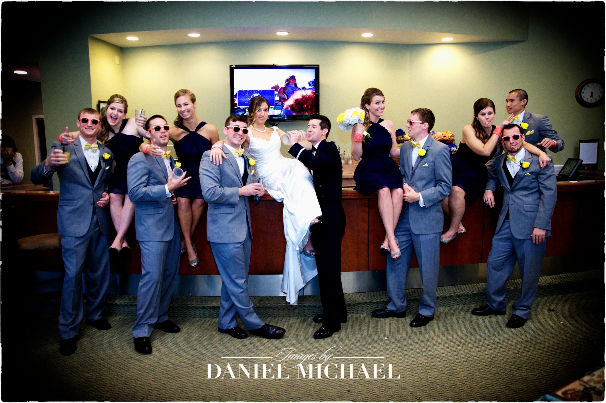 Beavercreek Reception Wedding Photography