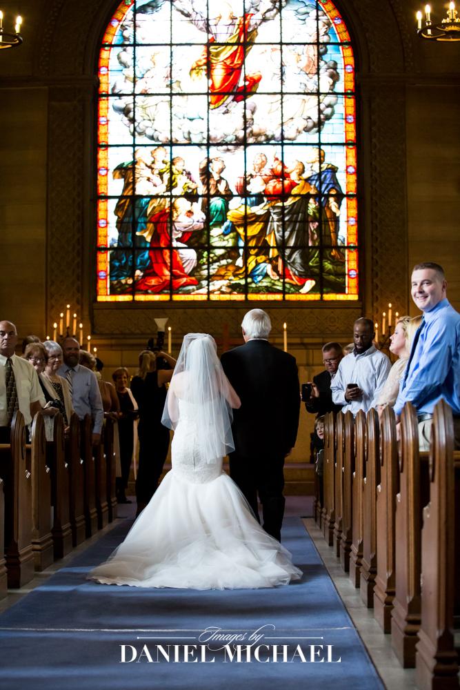 Norman Chapel Venue Ceremonys Wedding Photography