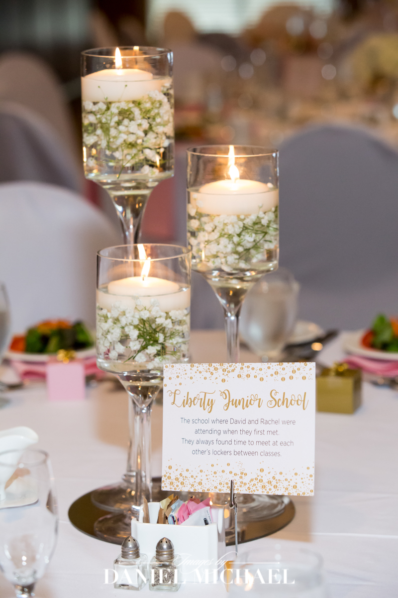 wedding venue, savannah center, centerpiece