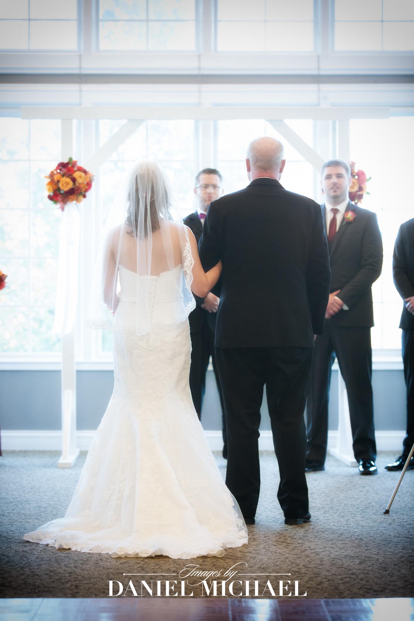 Wetherington Country Club Wedding Photographer Ceremony
