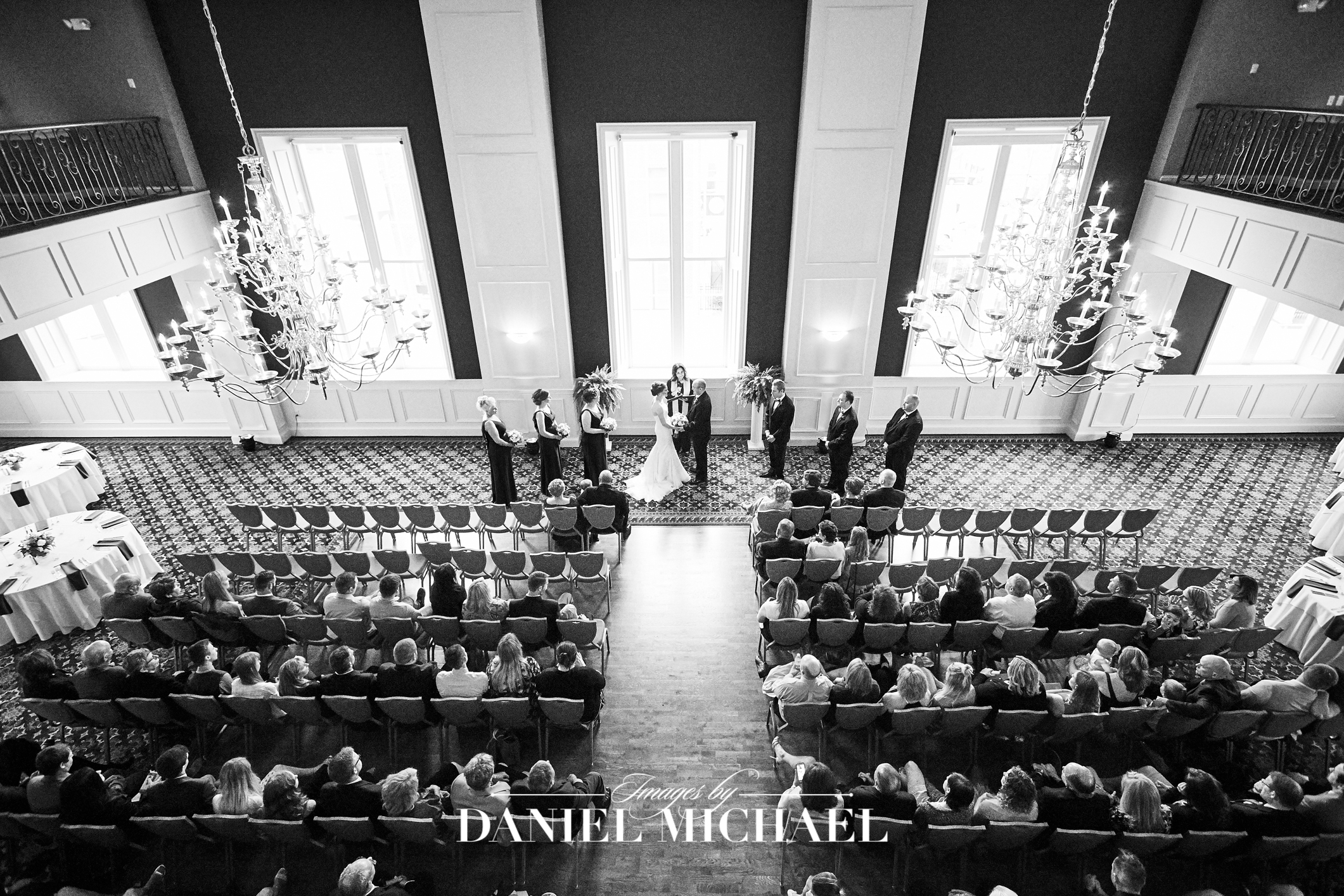 Grand Ceremony Reception Venue Photography