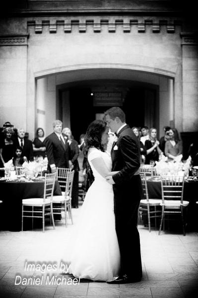 Cincinnati Art Museum Wedding Reception Venue