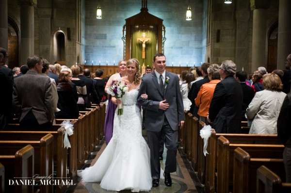 Cincinnati Ohio Wedding Ceremony Photography