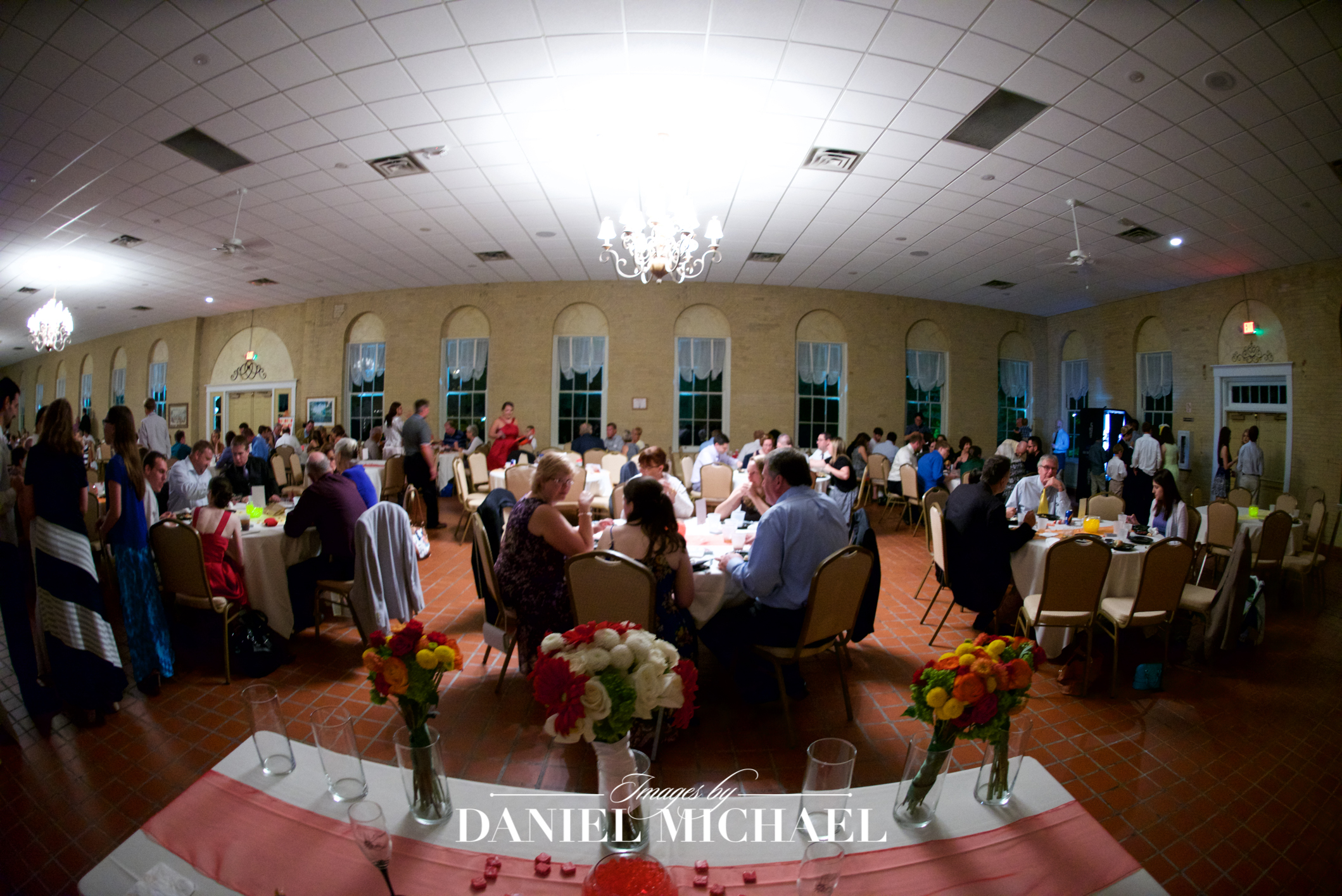 Fort Thomas Ft. Reception Wedding Photography