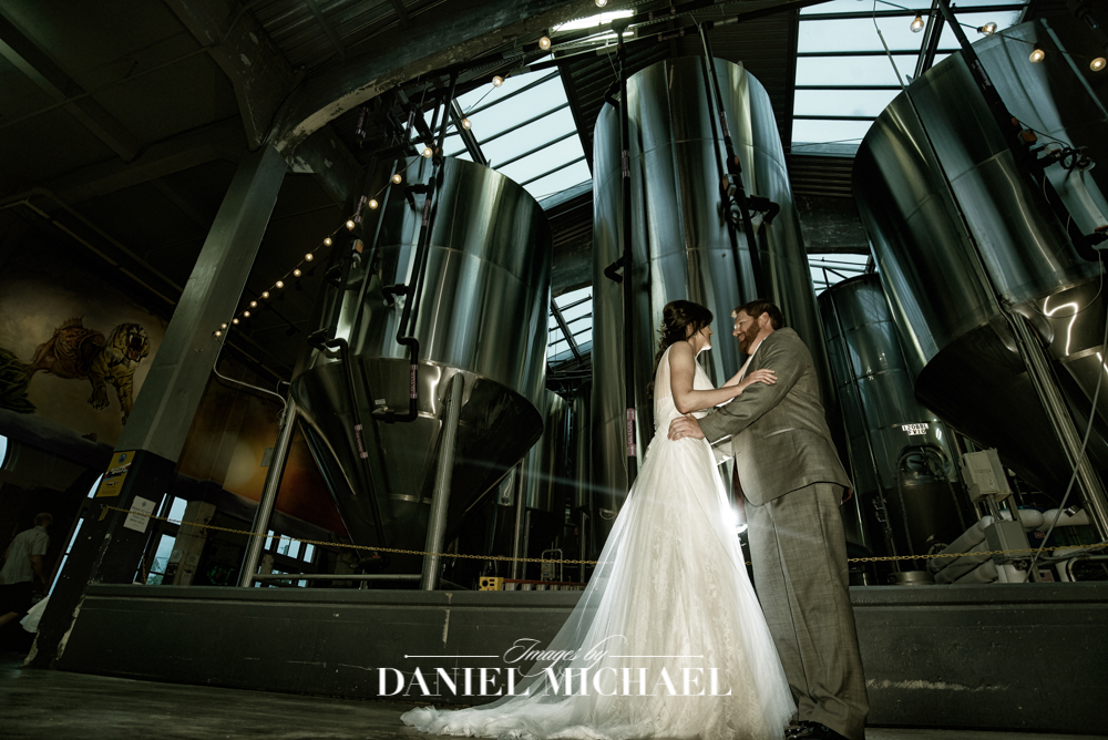 Rhinegeist Brewery Venue Wedding Ceremony Reception Photography
