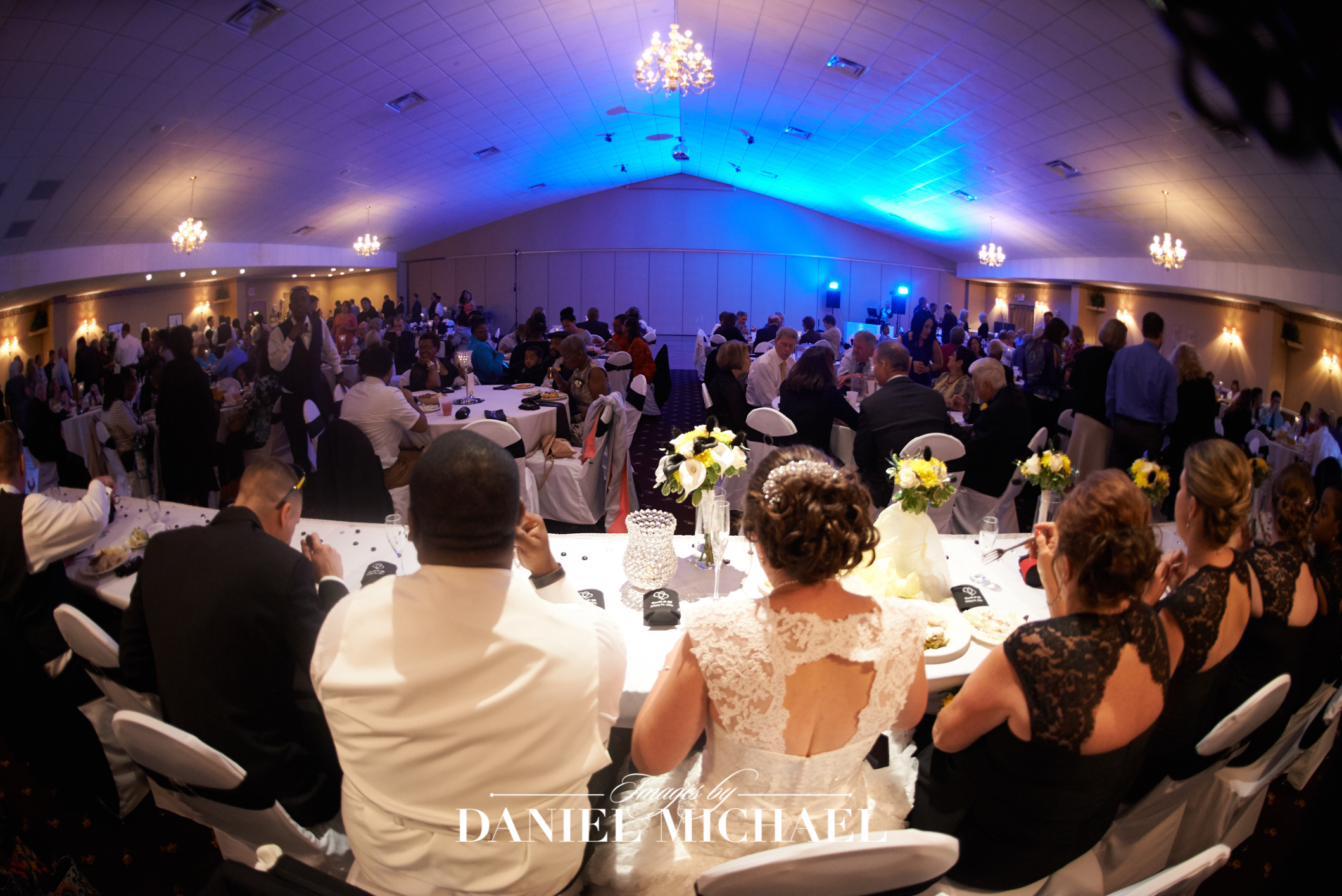 Woodlands Wedding Venue Reception Photography