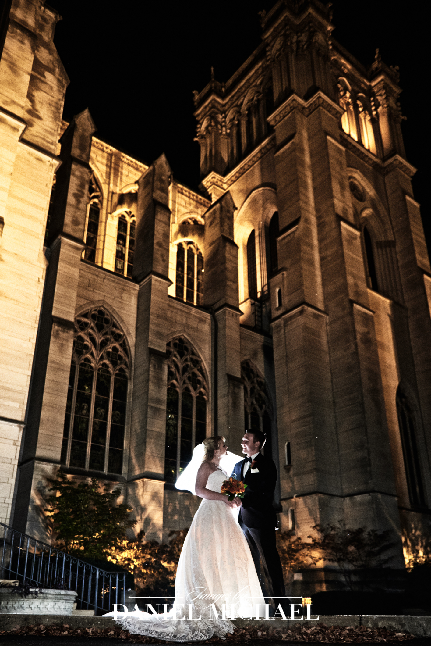 Cathedral Basilica Covington Wedding Ceremony Photography