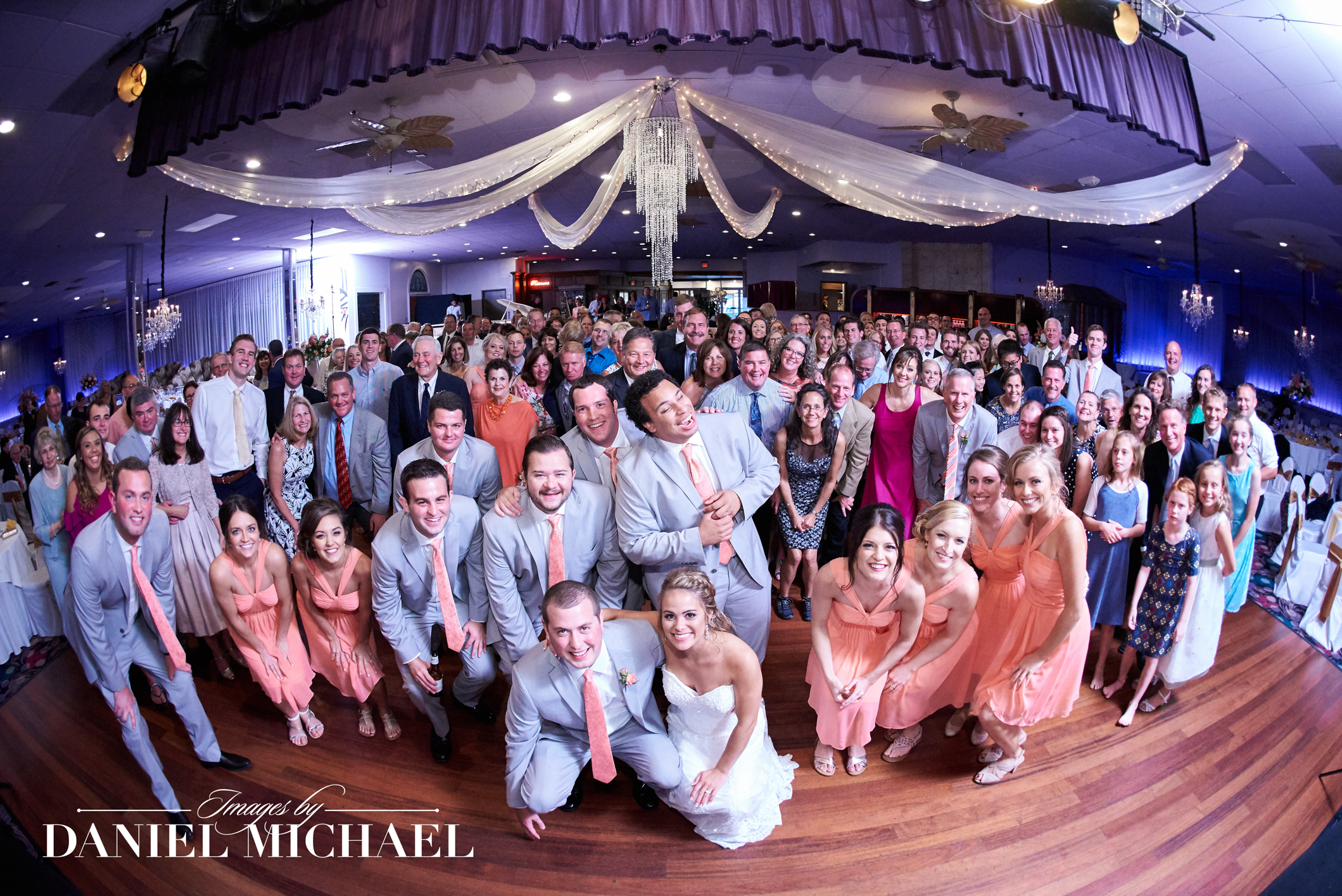 Syndicate Wedding Reception Venue Photography
