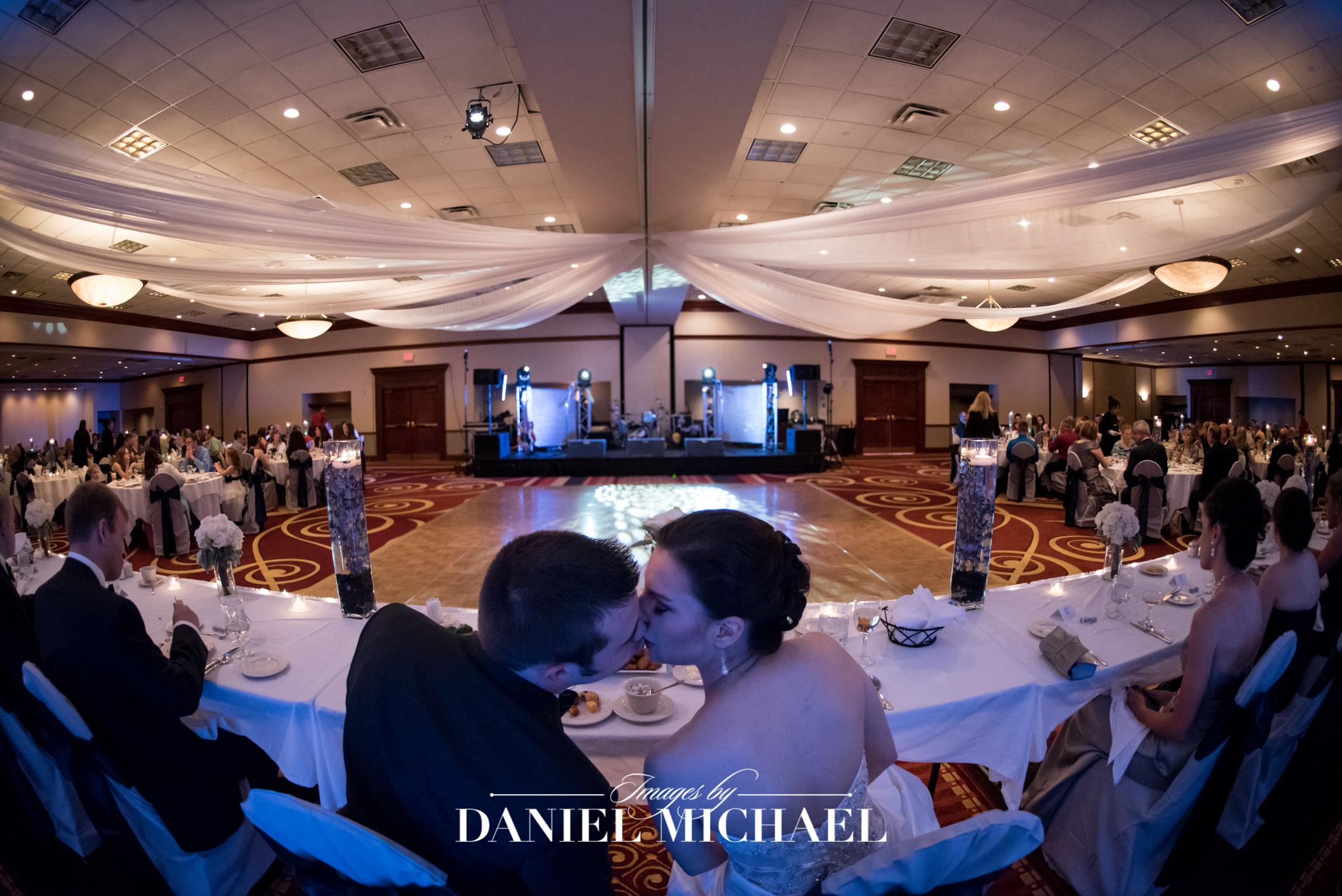 Marriott North Reception Venue Wedding Photography