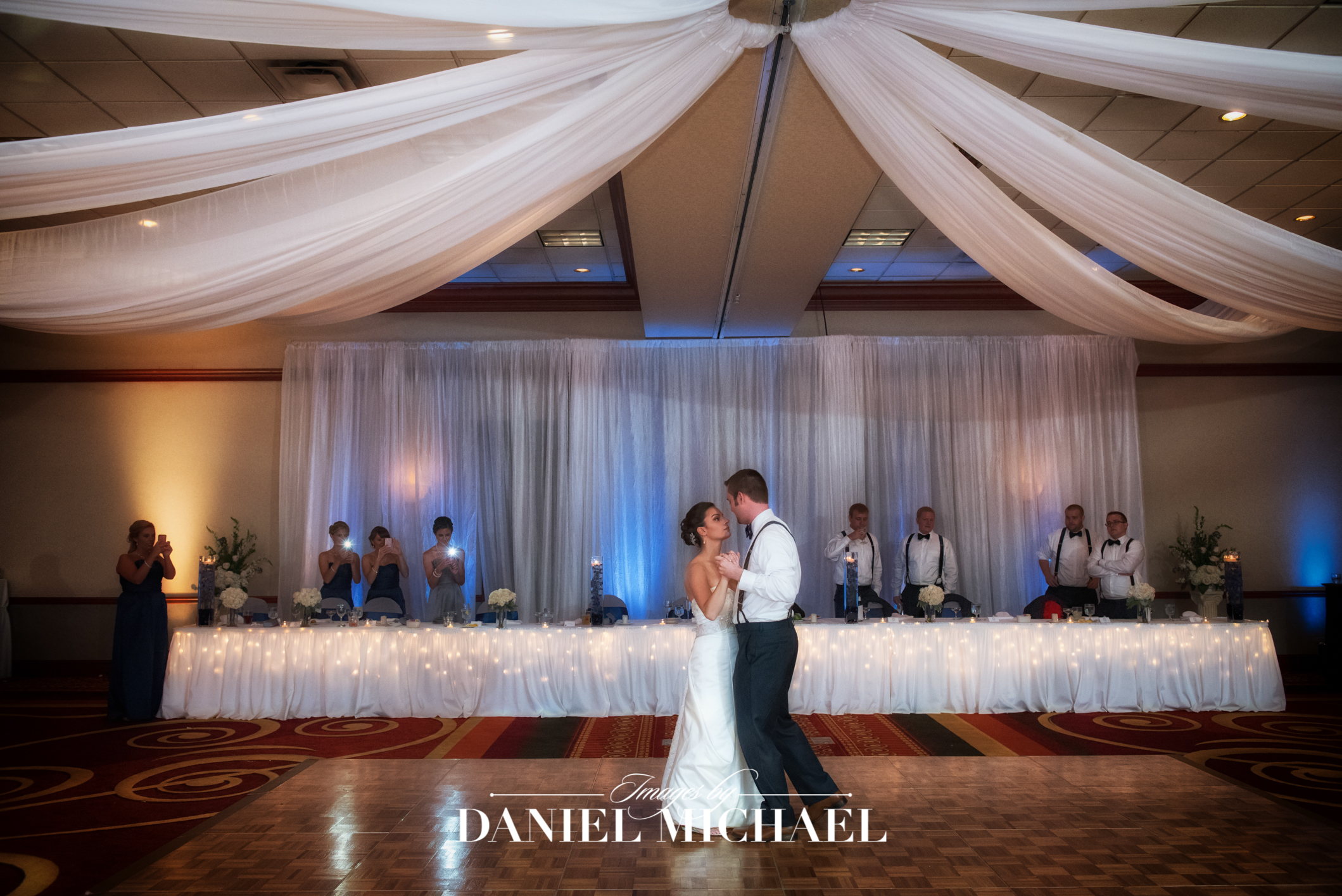 Marriott North Venue Wedding Ceremony Photography