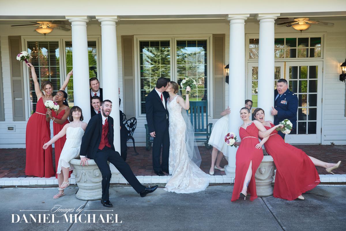 manor house, wedding photographer, cincinnati