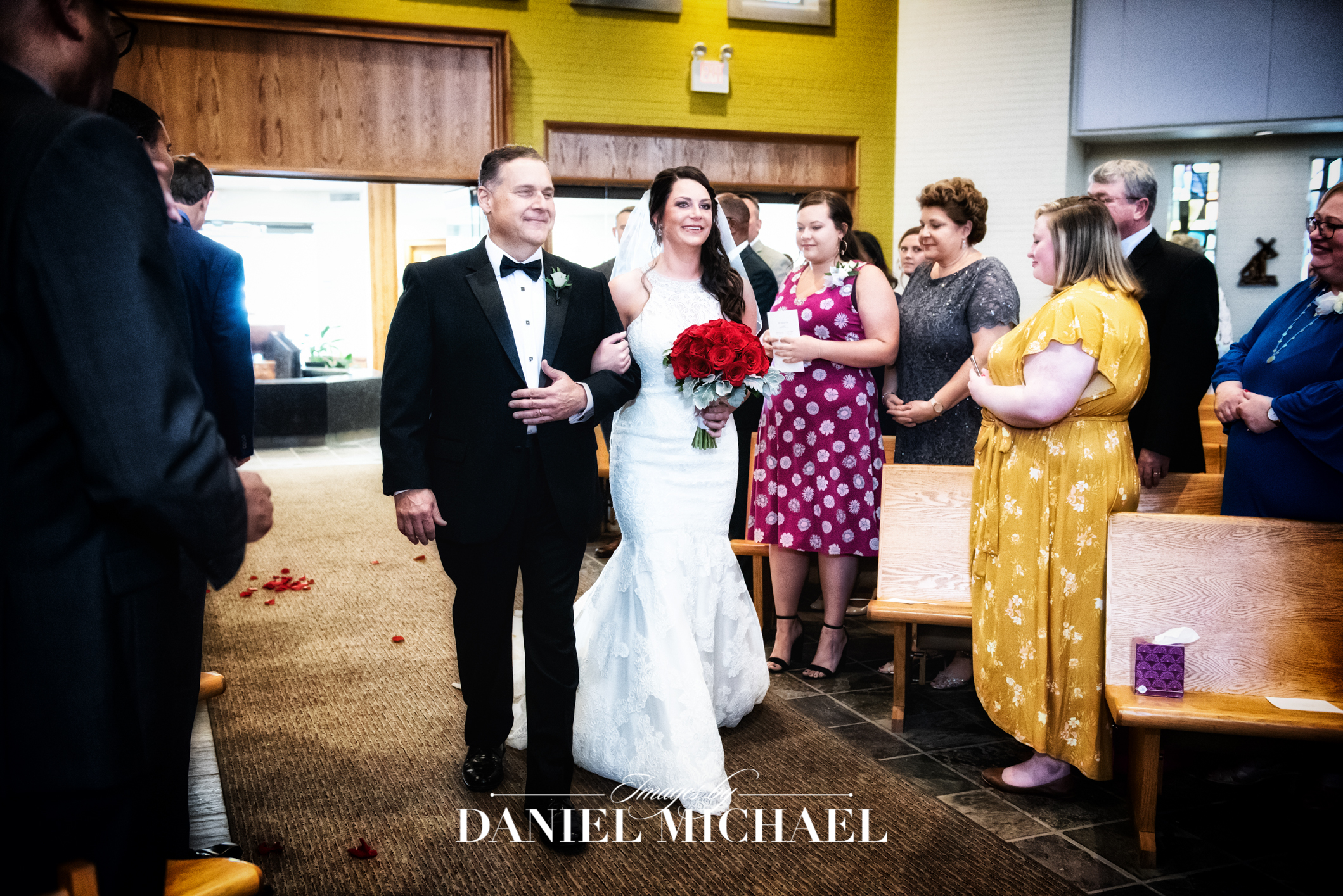 Bellarmine Chapel Photographer  Wedding