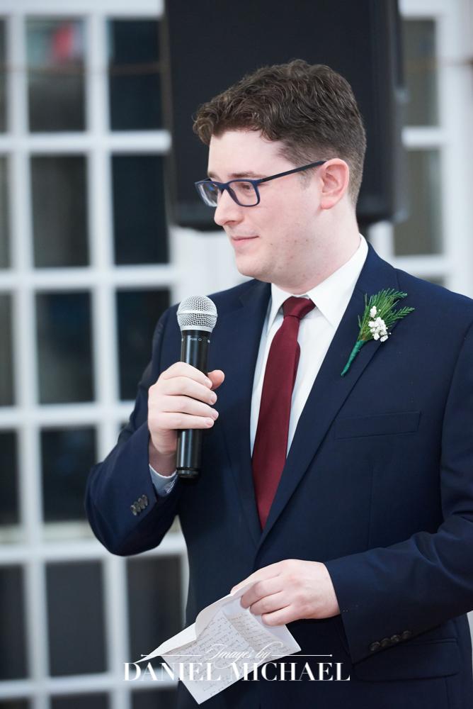 Oxford Community Arts Center Reception Wedding Venue Photographer