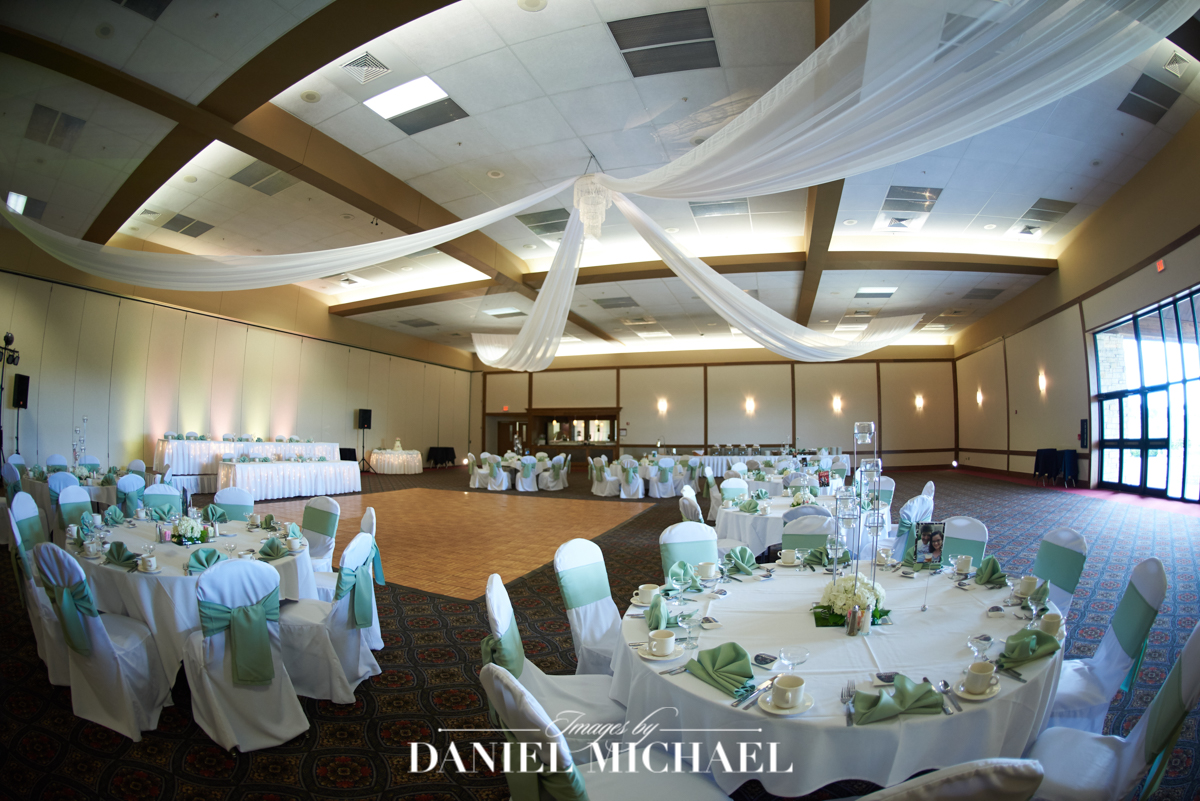 oasis, wedding reception venue