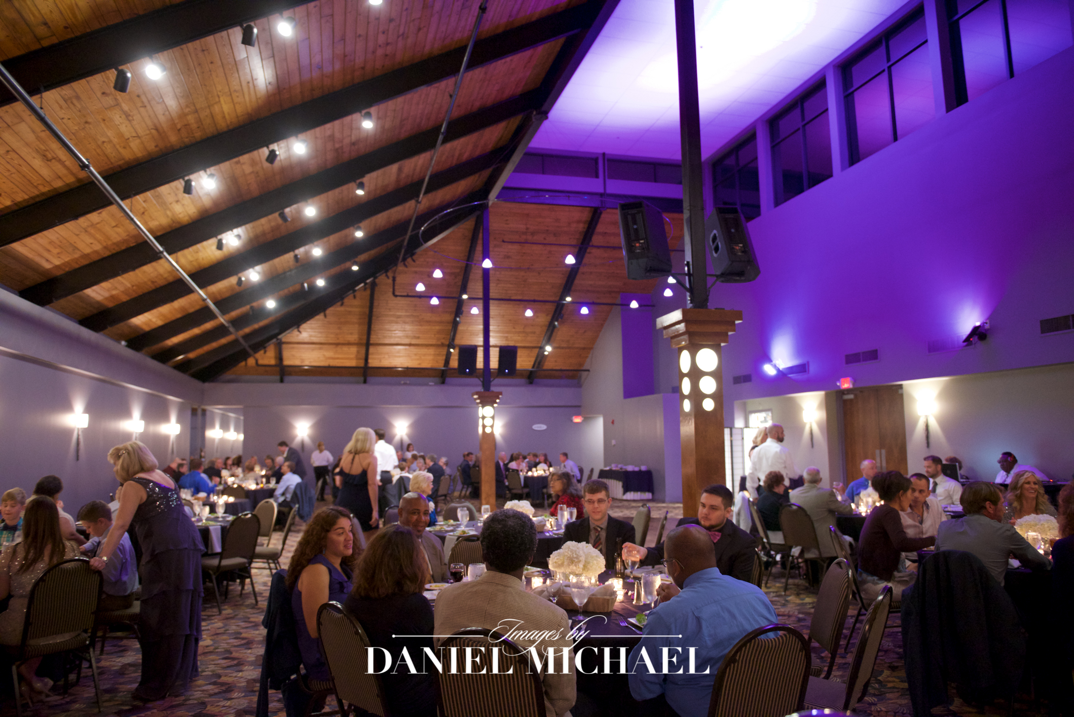 Pinnacle Ballroom Wedding Venue Reception Photographer