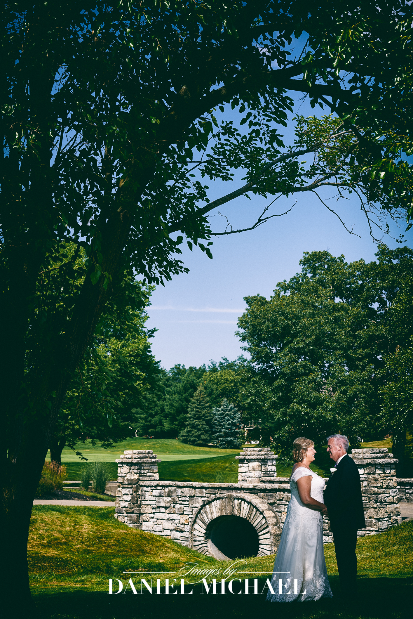 Four Bridges Country Club Venue Wedding Photography