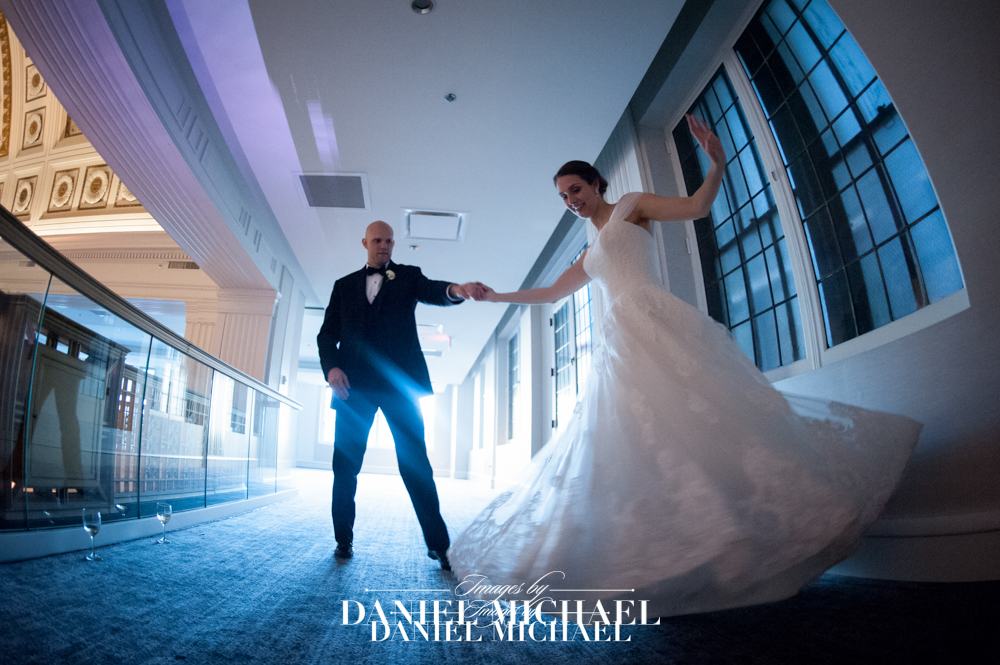 Renaissance Hotel Wedding Venue Reception Photography