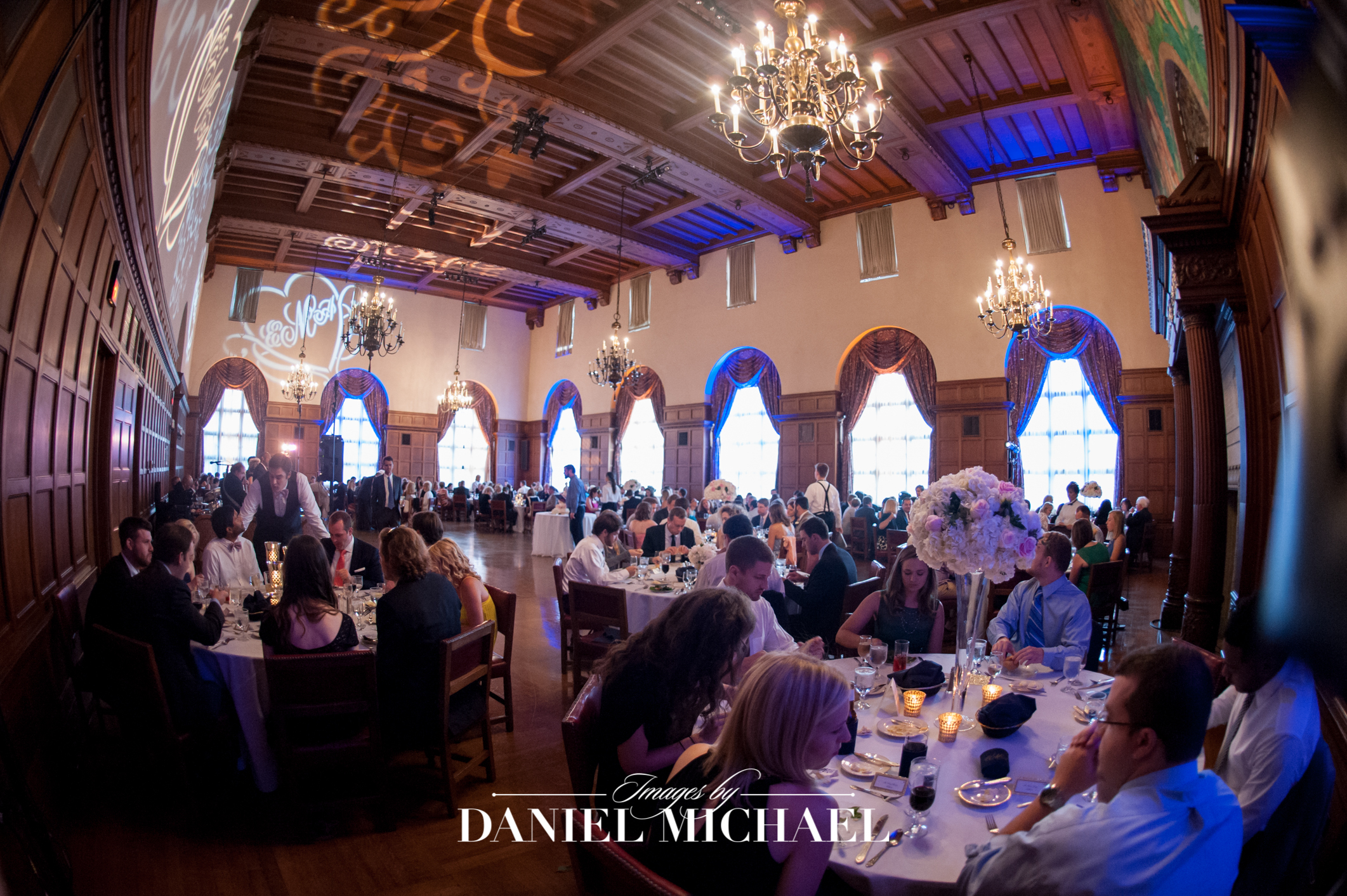 Cincinnati Club Wedding venue Photographer