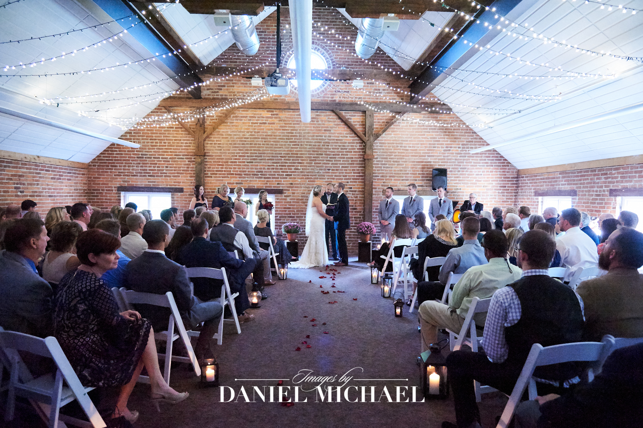 Centennial Barn Wedding Ceremony Venue Photography