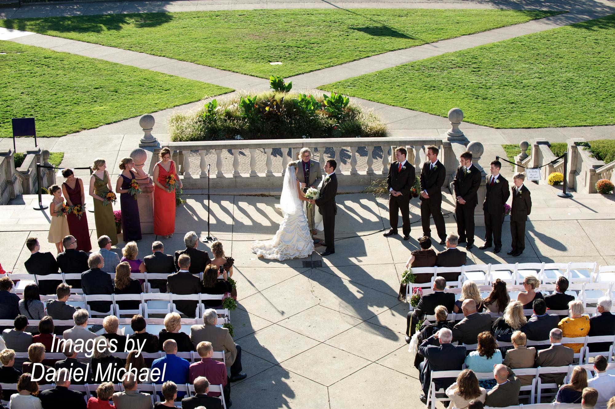Ault Park Ceremony