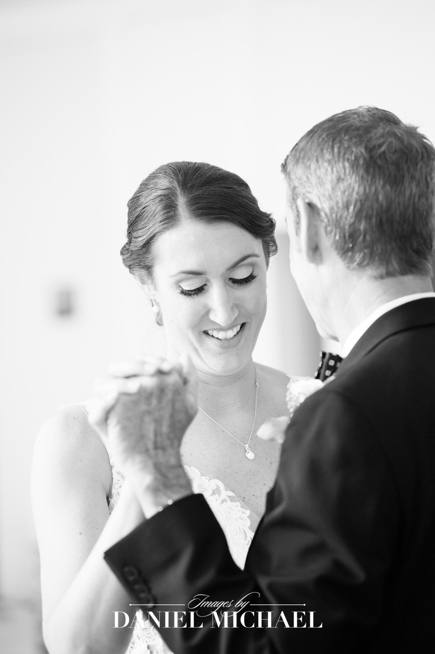 Hyde Park Country Club Venue Wedding Ceremony Photographer
