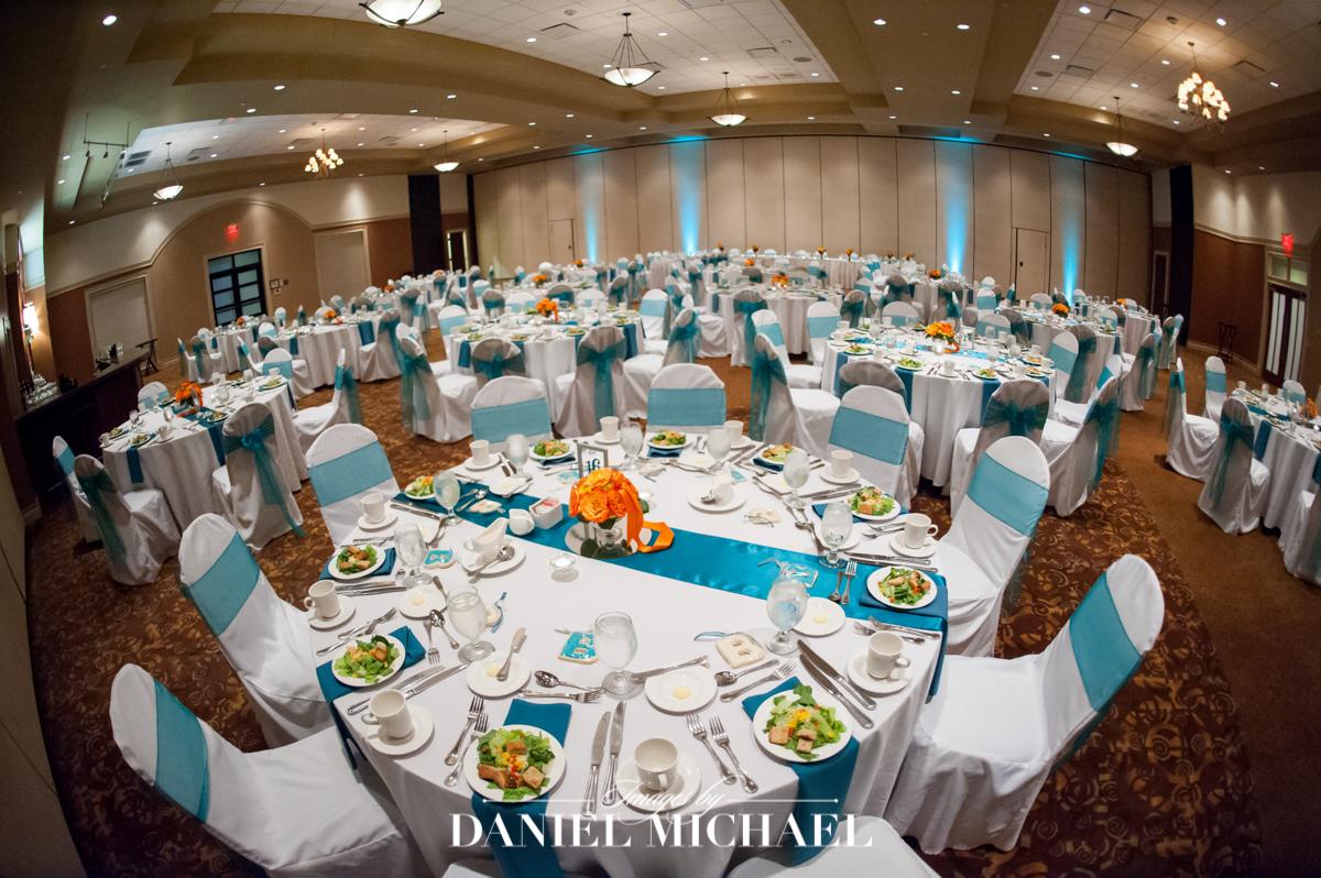 savannah  center, wedding reception venue
