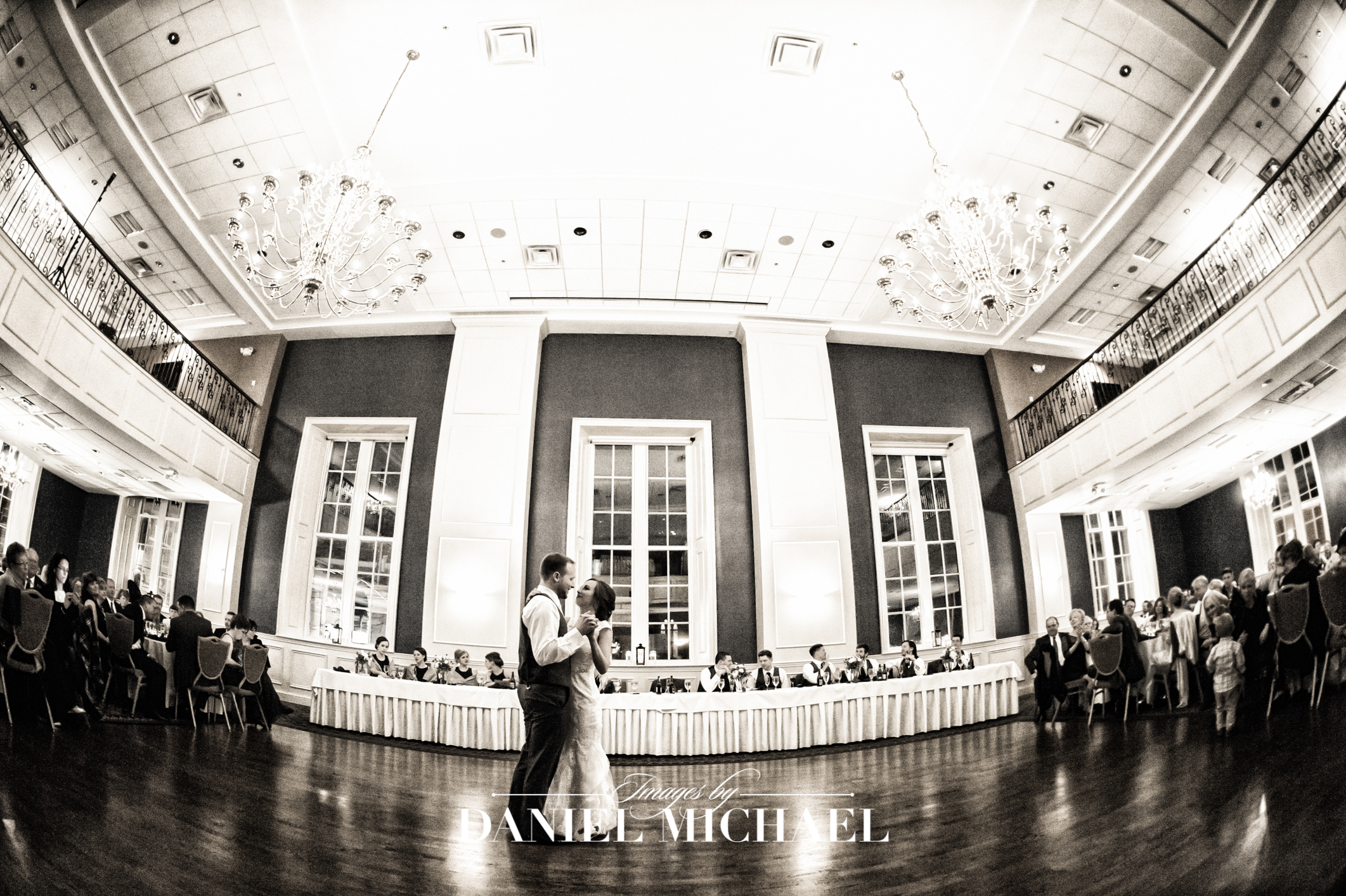 Grand Ceremony Reception Venue Photographer