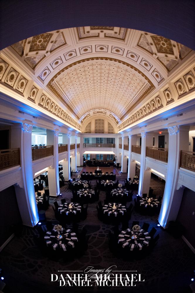 Renaissance Hotel Venue Wedding Reception Ceremony Photography